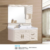 High Quality Wall PVC Bathroom Vanity Cabinet Factory Hotel