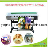 1.6m Digital Printing Machine with Cutting Function Eco Solvent Printer (YH-1600S)