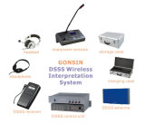 Dsss Wireless Interpretation System (TC-RF04/ 08/ 12/ 16)
