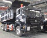China Truck Hongyan Genlyon 10 Wheeler Dump Truck