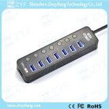Fast Charging Function 7 Port USB Hub 3.0 (ZYF4110)
