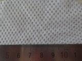 Bleach White 50 GSM Mesh Net Knitted Fabric
