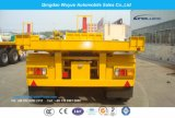 20FT 3 Axle Container Dumper Semitrailer or Container Tipping Chassis