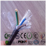 Round Elevator and Escalator Control Cable (Round Cable for Elevator Use)
