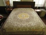 Luxury Raschel Mink Wool Blanket (MQ-RW-001)