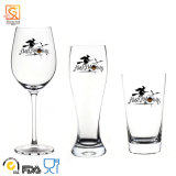Customized Hand-Made Crystal Beer Glass