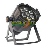 Cheap Price LED PAR Lamp 10W*7PCS RGBW Quad LEDs for Home Party Light