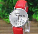 Irregular Figure High Quality Women Wristwatch