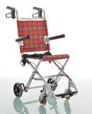 Amw08b Ultralight Alum Transport Household Wheelchair