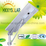 50W Integrated Solar Street LED Lighting Waterproof IP65
