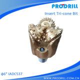 "6""IADC 537 Tricone Insert Bit"