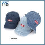 Custom 100% Cotton Embroidered Sport Baseball Cap