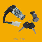 Wholesale Motorbike Ignition Switch, Motorcycle Ignition Switch for Hq26,