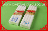 45g 8PCS/Pack White Candle Wax Cnadle Paraffin Wax