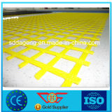 Biaxial Pet Geogrid PVC Coated for Project Construction