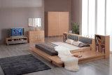 Modern Bedroom Furniture Sets Flat Bed (SZ-BF095)