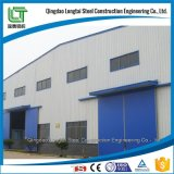 Steel Frame Modified Prefabricated House Building