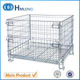 Steel Transport Wire Mesh Security Cage