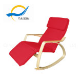 Bend Wood Northern Europe Modern Style Rocking Chair