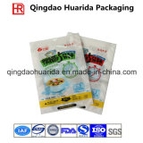 Customized Plastic Microwave Food Packing Bag with Your Own Logo