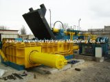 High Capacity Scrap Metal Baler