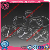 Sterile Disposable Plastic Petri Dishes 90X15