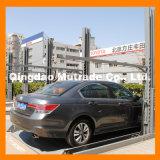 Pit Hydraulic Car Parking System