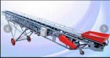 Freely Move Belt Conveyor/Mobile Stacker