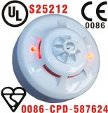 UL Approved Conventional Combined Smoke and Heat Detector with Remote Indicator (SNC-300-CL)