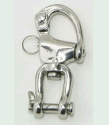Stainless Steel Swivel Jaw Type Snap Shackle