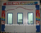 Spray Painting Booth Blower Paint Booth Heaters Sale Automotive