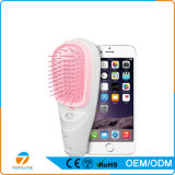 fashion Portable Homeuse Massager Hair Brush Comb Electric Massage Hair Comb
