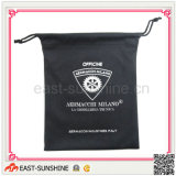 Logo Printed Microfiber Drawstring Jewell Bags for Cleaning Jewell Screen (DH-M0113)