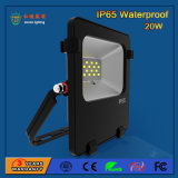 Aluminum 20W SMD LED Flood Light for Tunnel