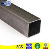 Black Square Steel Tube 50X50 Door Frame Material