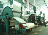 Tissue Paper Machine (1880mm) , 5tons Per Day Capacity, Paper Production Line