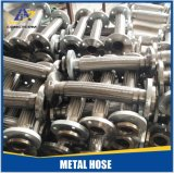 Flex Flanged Metal Corrugated Braided Hose