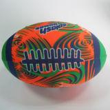 Soft Ball, Football Shape, Neoprene Cover with PP Fiber Filling (B10301)