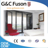 Internal Folding Glass Door with up and Down Roller