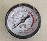 Y50 Iron Case Pressure Gauge