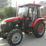 Cheep Farm Tractor Machinery 50HP Garden Wheeled Tractor