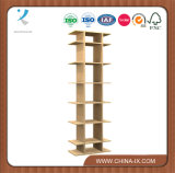 2′ Wide 12′ Deep Display Shelving System