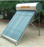 Domestic Stainless Steel Solar Water Heater for Hot Water