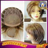Short Brazilian Human Hair Wig Tina Human Hair Wig