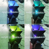 144PCS 3W RGBW City Color Waterproof LED Light (YS-408)