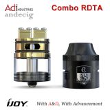 2016 New Product 6.5ml Ijoy 25mm Combo Rdta E Cigarette