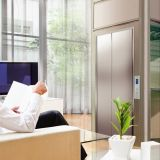 Srh Home Elevator, Advanced Technology Offers a Quiet Space