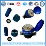 Gx-Meter Brand Single Jet Dry Type Brass Cold/Hot Water Meter