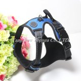 Air Mesh Padded Dog Harness Pet Clothes (YD666)