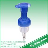 40/410 PP New Design Blue Plastic Lotion Pump for Cleaner